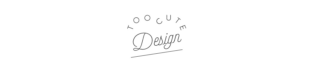 Graphiste Montpellier freelance - Logo Too Cute Design