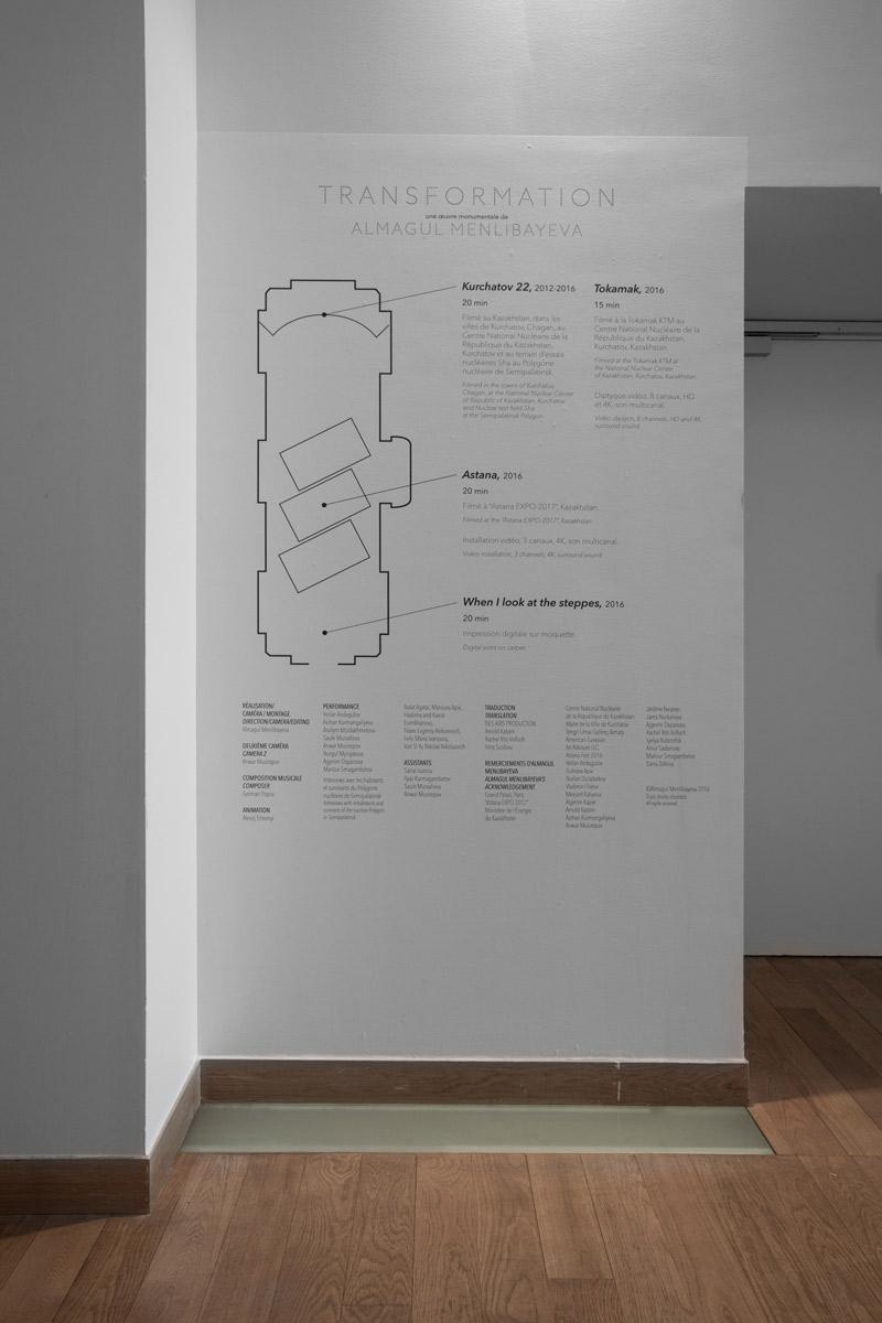 Signalétique - graphisme RMN Grand Palais