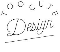 Graphiste Montpellier freelance - Logo Too Cute Design