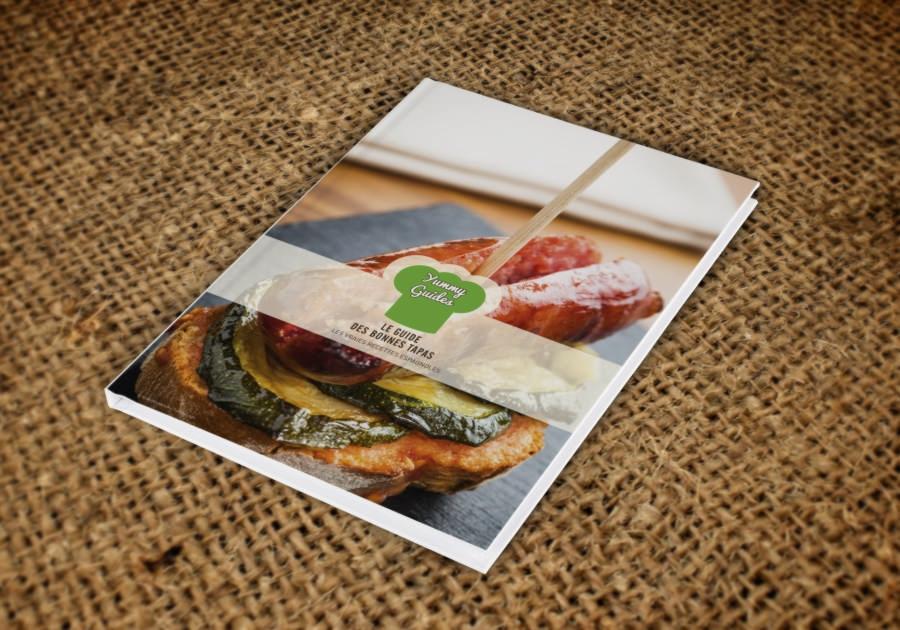 Graphiste Montpellier freelance - brochure Exaprint