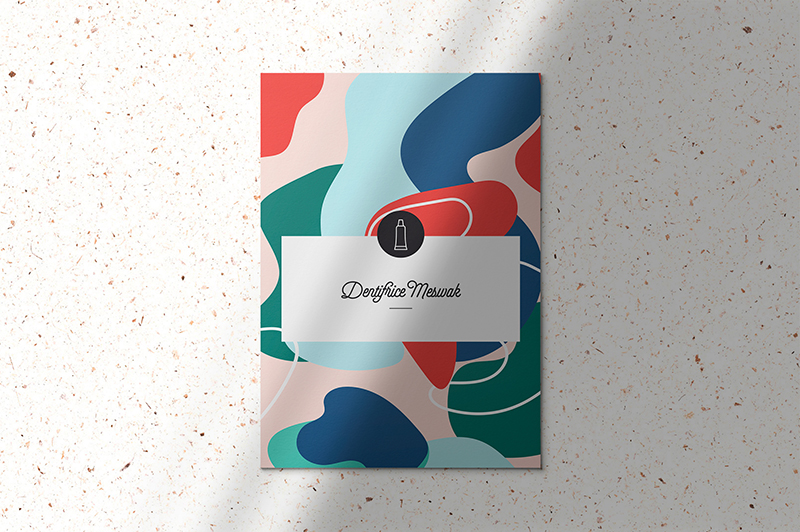 Graphiste Montpellier freelance - Cartes La Vie Naturelle