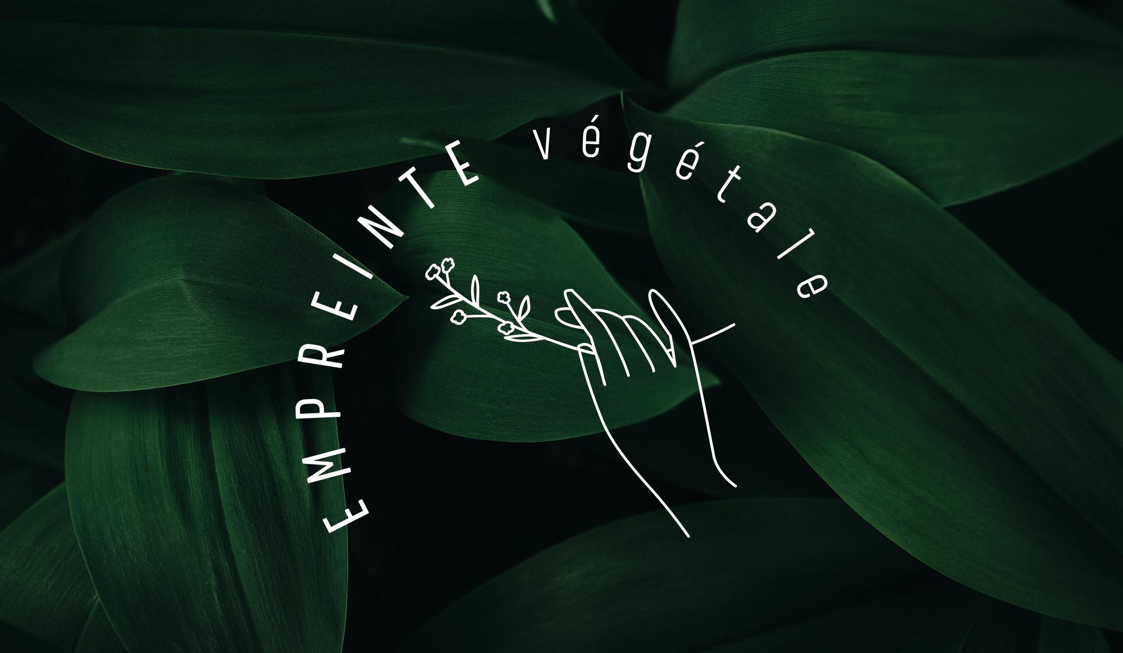Logo Empreinte Végétale