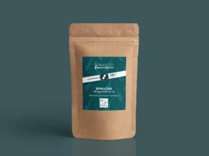 Packaging de Spiruline pour Phyco-biotech