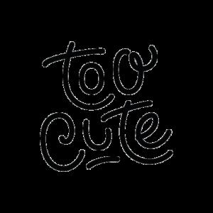 Logo Too Cute